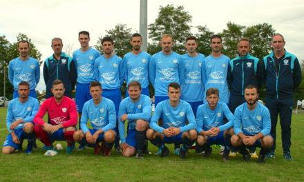 CF (T2) : Le FC St-MathMénitRé a rendu une belle copie malgré l'élimination.