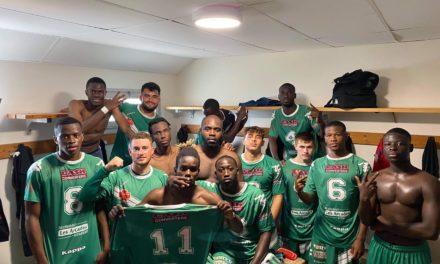 CDF (T2) : La Vaillante d'Angers se qualifie en 2e période