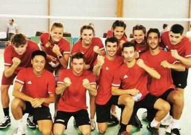 L'ASPC Badminton fait jeu égal en Nationale 3 !