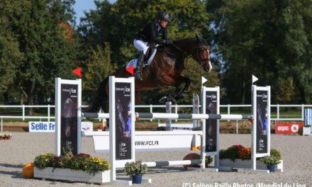 Ingrid Klimke remporte son quatrième Mondial du Lion !