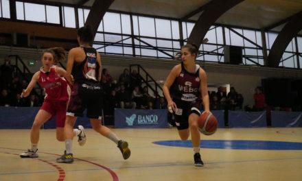 Basket-NF3- Le MEBC se reprend à domicile.