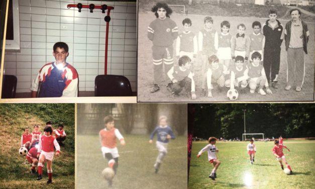 Jean-Michel BOURDEAU : Toutes ces rencontres que j'ai faites grâce au football depuis mes dix ans.