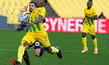 L1 (J16) : Les Nantais arrachent le match nul face au SCO qui perd deux points (1-1).