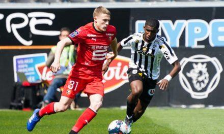 L1 (J33) : Le SCO chute lourdement à domicile face à Rennes (0-3).