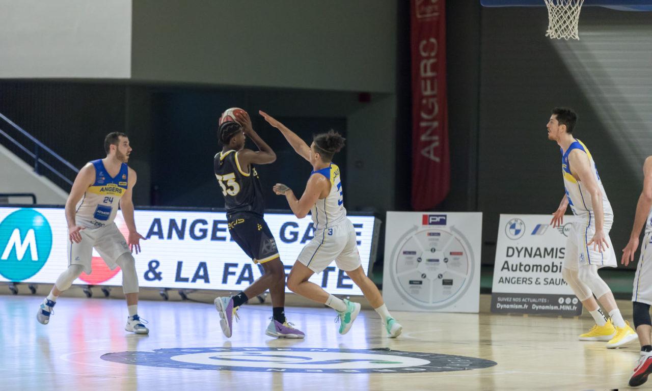 EAB – Rennes : 71-66. La saison se termine en bouquet final pour l'Etoile Angers Basket.