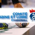Handball : Zoom sur les équipes amateures de Maine-et-Loire les mieux classées.