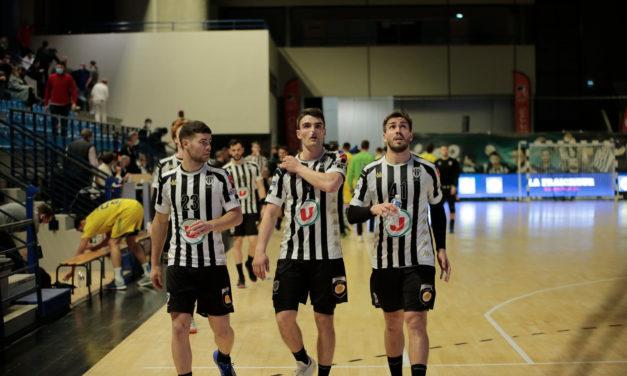 Cherbourg – SCO Handball : 32-27. Angers retombe dans ses travers.