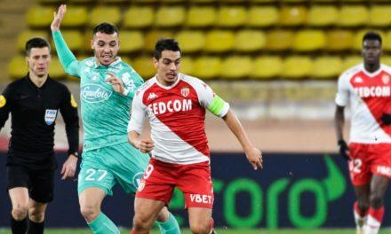 L1 (J34) : Le SCO cède de nouveau à domicile face à Monaco (0-1).