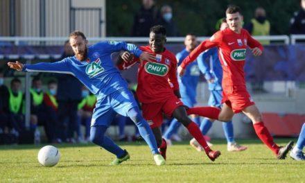 Le fabuleux parcours de Saumur en Coupe de France.