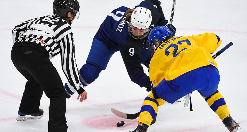 Congrès IIHF : Les Bleues de Luleå à Angers, en 2022 !