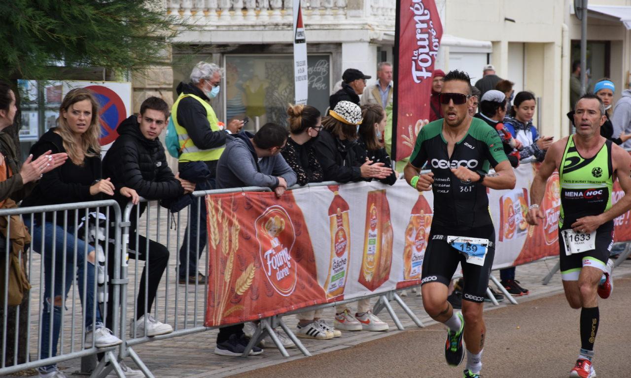 Retour sur le circuit Ironman 70.3 des Sables-d'Olonne avec Ludovic LEVEQUE !