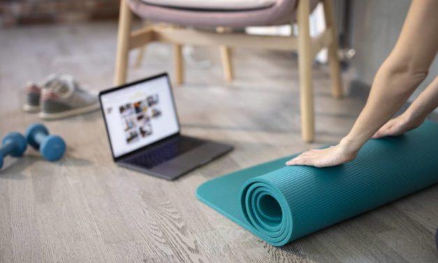 Trois idées d'exercices physiques pour garder la forme et entretenir sa santé.
