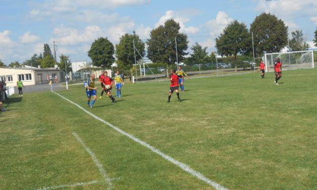 CF (2e T.) : Val d'Erdre-Auxence revient deux fois au score et arrache la qualification aux tirs au but !