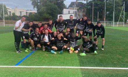 CF (3E T.) : Qualification historique pour Liré-Drain