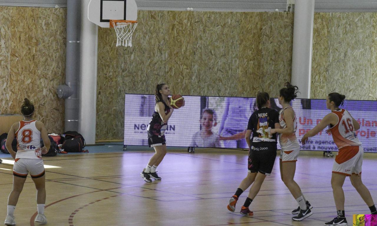 Basket NF3 : Mûrs-Érigné comme un pétard mouillé !
