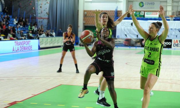 L'Union Féminine Angers Basket se déplace à Charnay pour une troisième victoire de suite !