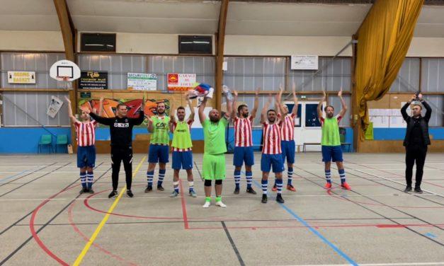 CF Futsal (1er T.) : Les RedFox ont largement dominé Chemillé (12-4) !