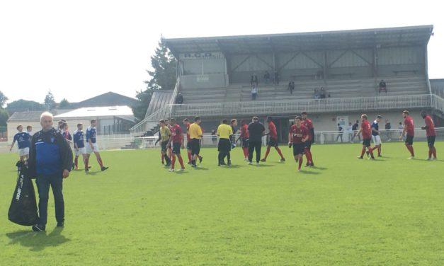 D2 (J3) : Angers SCA s'est perdu en deuxième période à Doué-la-Fontaine…